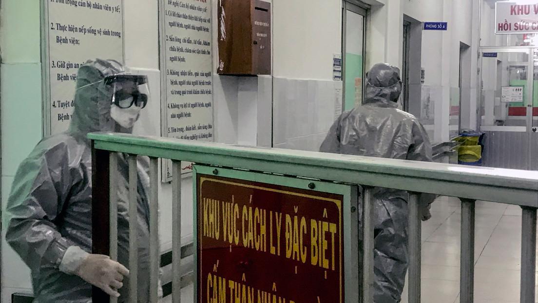Confirman 3 casos de coronavirus en Vietnam y Singapur