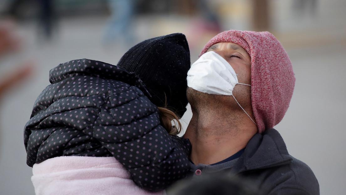 Ponen en cuarentena un albergue para migrantes en México tras un brote de varicela