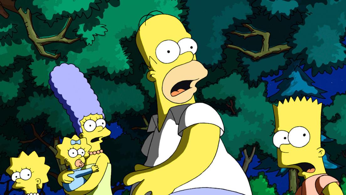 ¿Predijeron 'Los Simpson' el brote del nuevo coronavirus?