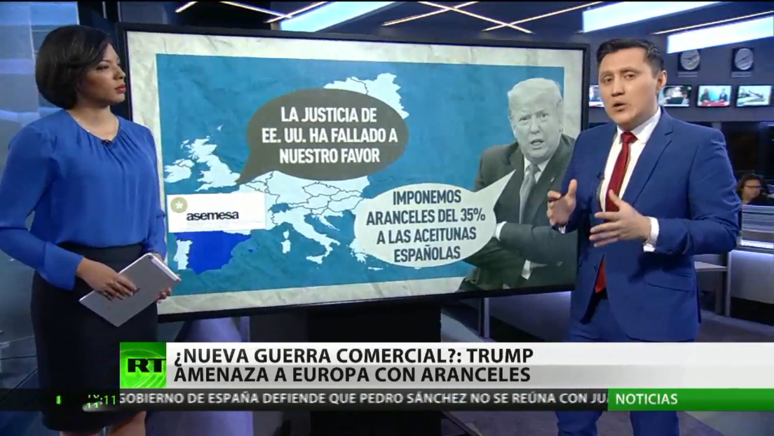 Trump amenaza a Europa con aranceles, ¿cuánto le costará una guerra comercial?