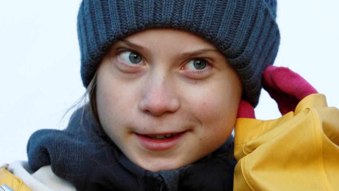 Greta Thunberg responde al secretario del Tesoro estadounidense que le aconsejó estudiar economía