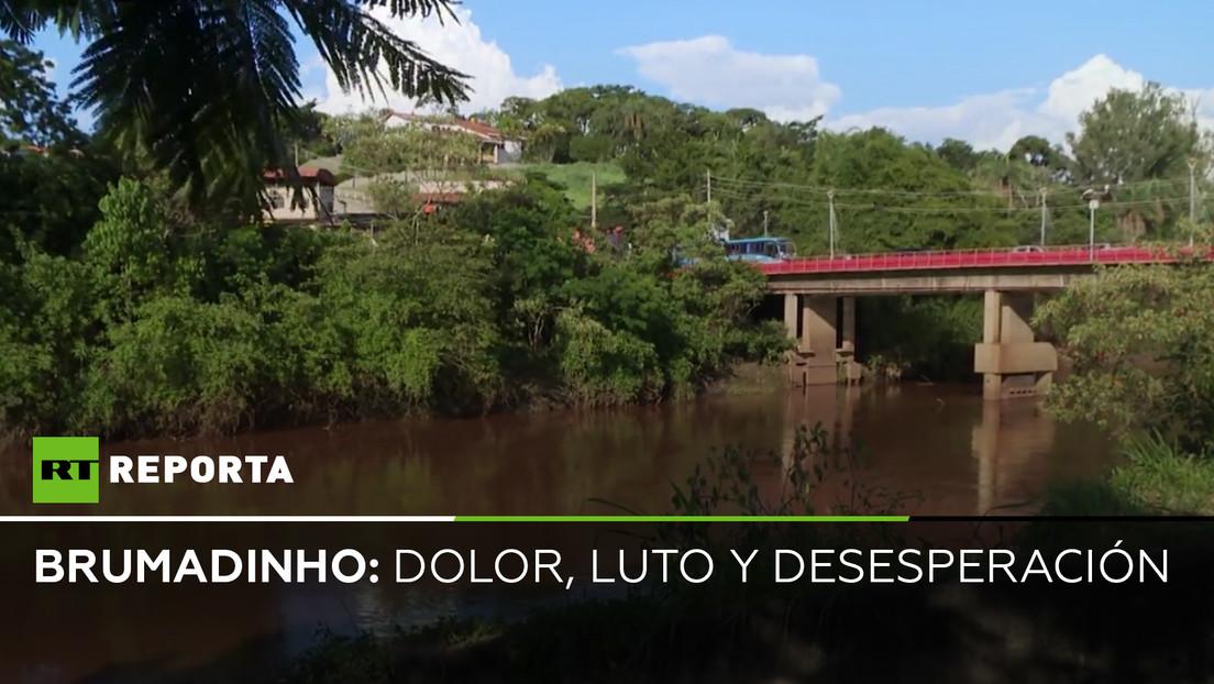¿Accidente o negligencia? La vida del municipio brasileño de Brumadinho, sepultada en cuestión de minutos