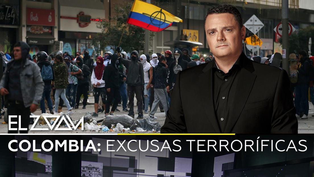Colombia: Excusas terroríficas