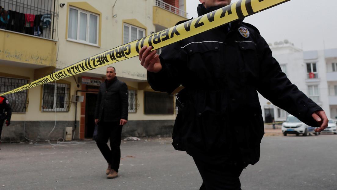 VIDEOS, FOTOS: Primeras imágenes del fuerte terremoto de magnitud 6,6 en Turquía