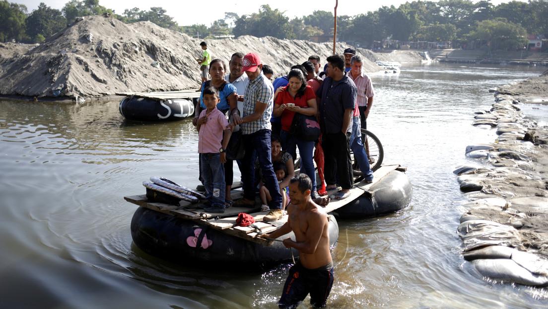"""ONU exhorta a México a no repatriar a inmigrantes que enfrentan """"riesgos de persecución"""""""