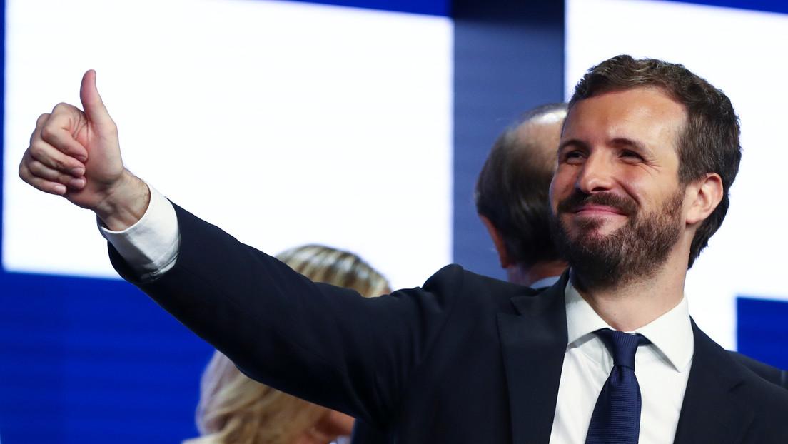 Un medio de EE.UU. traduce el apellido del político español Pablo Casado y la Red no lo perdona