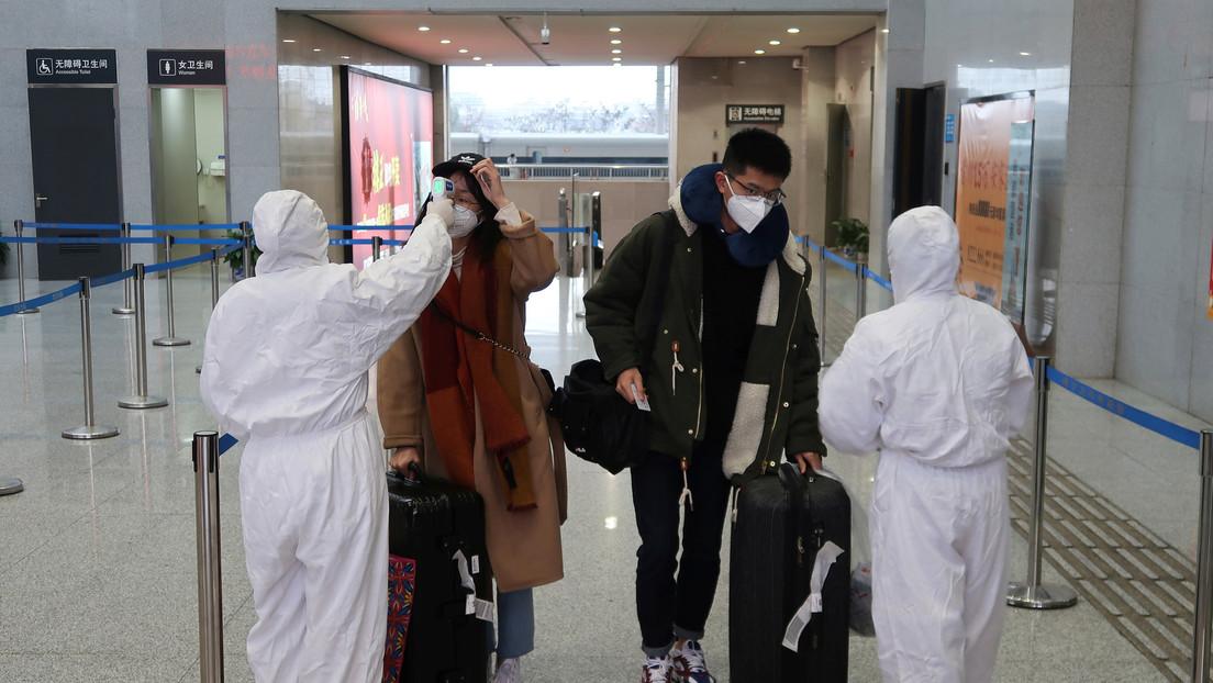Aumenta el número de víctimas mortales del coronavirus, en China