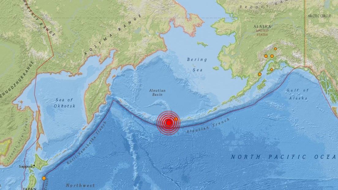 Un sismo de magnitud 6,1 sacude las costas de Alaska