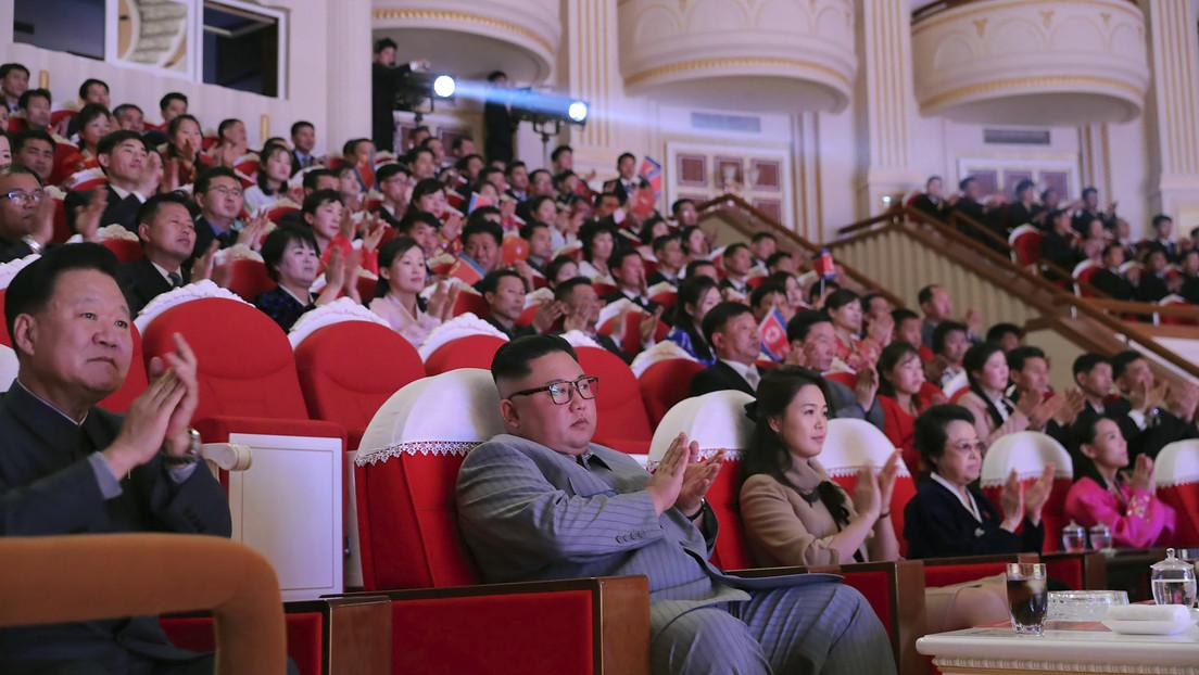 La tía de Kim Jong-un hace su primera aparición pública en más de 6 años