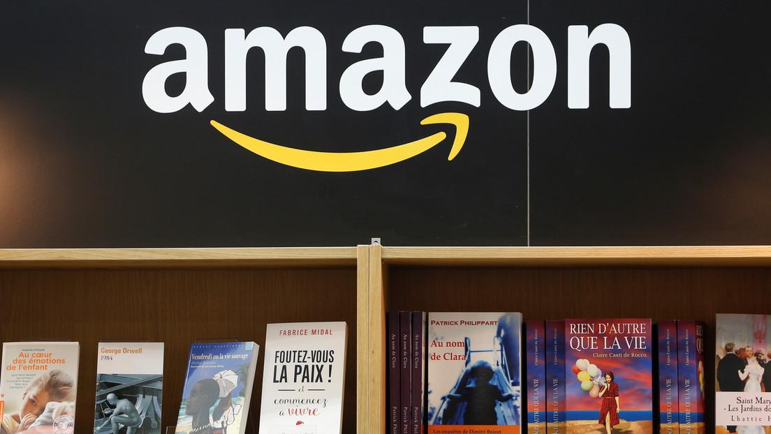 """Amazon vende libros nazis para niños que presentan a los judíos como """"setas venenosas"""" o """"el diablo con forma humana"""""""