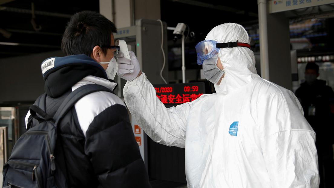 Ecuador investiga un posible caso de coronavirus de China