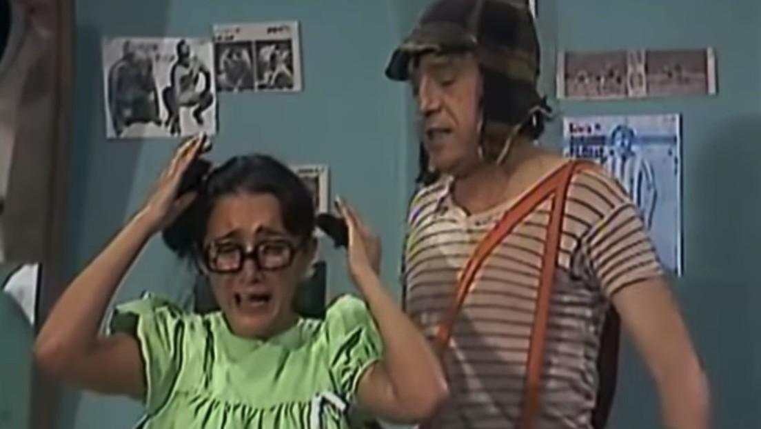 El Señor Barriga revela la verdad sobre la icónica escena del corte de pelo de la Chilindrina en 'El Chavo del 8'