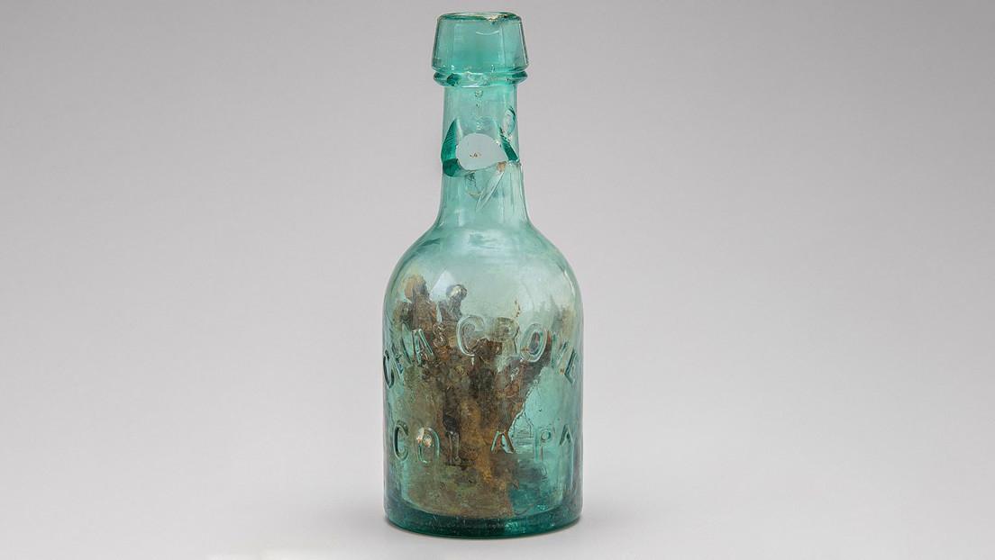 Soldados buscaron protegerse con una 'botella de brujas' durante la Guerra Civil de EE.UU.