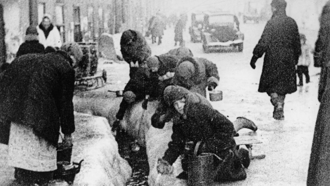 Testimonios del atroz sitio de Leningrado que acabó con la vida de cientos de miles de personas