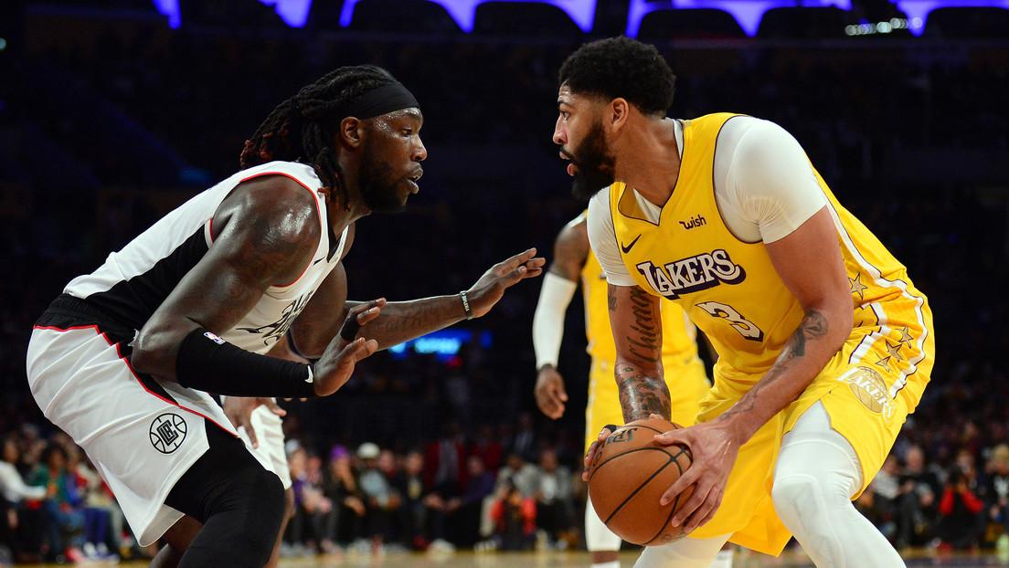 Posponen el partido entre los Lakers y los Clippers tras la muerte de Kobe Bryant