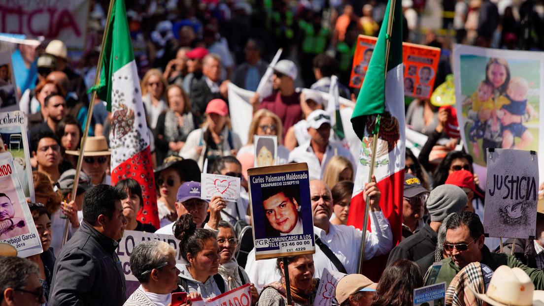 La Caminata por la Paz y los efectos de la polarización promovida por López Obrador