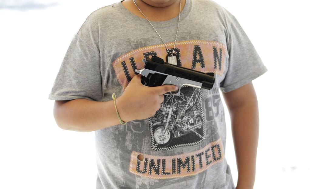 Comisión de Derechos Humanos de México insta a autoridades a evitar la participación de niños en los grupos de autodefensa