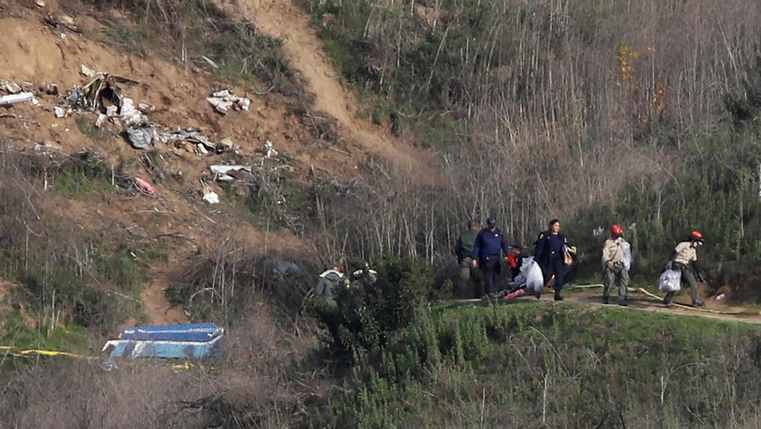El piloto del helicóptero de Kobe Bryant recibió autorización para volar en condiciones climáticas peores de lo normal