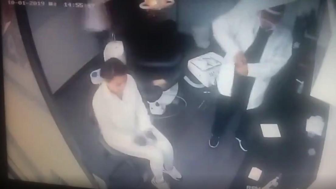 Detienen en Venezuela a la excongresista colombiana que escapó durante una visita médica hace cuatro meses (VIDEO)
