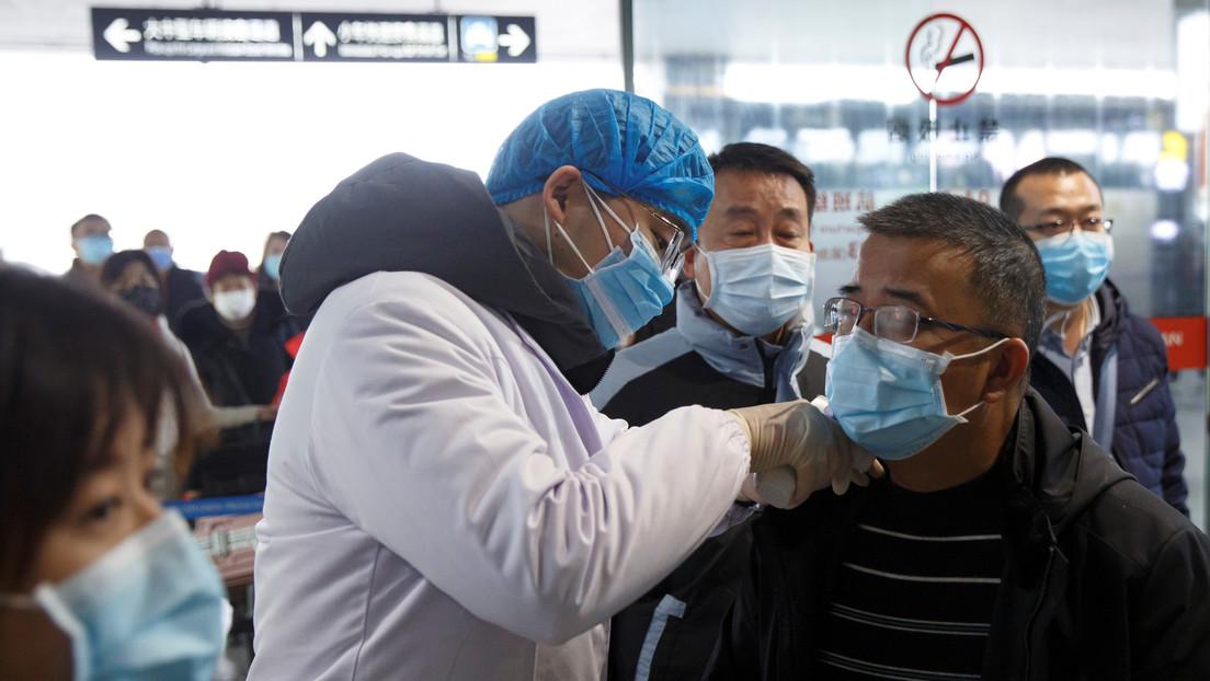 """La Cancillería China asegura a la OMS que tiene lo necesario para """"derrotar rápidamente"""" al coronavirus"""