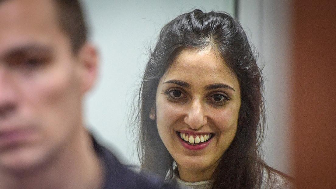 Putin indulta a la ciudadana israelí Naama Issachar condenada a 7 años y medio por contrabando de drogas