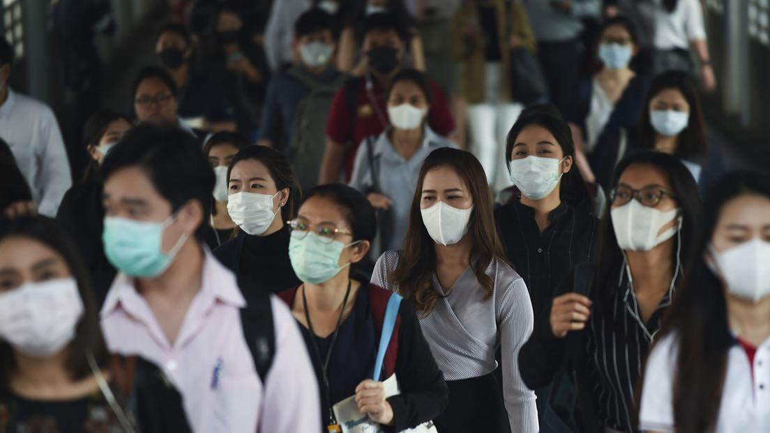 Un chino afirma falsamente que infectó a propósito a varias personas con el coronavirus y acaba detenido
