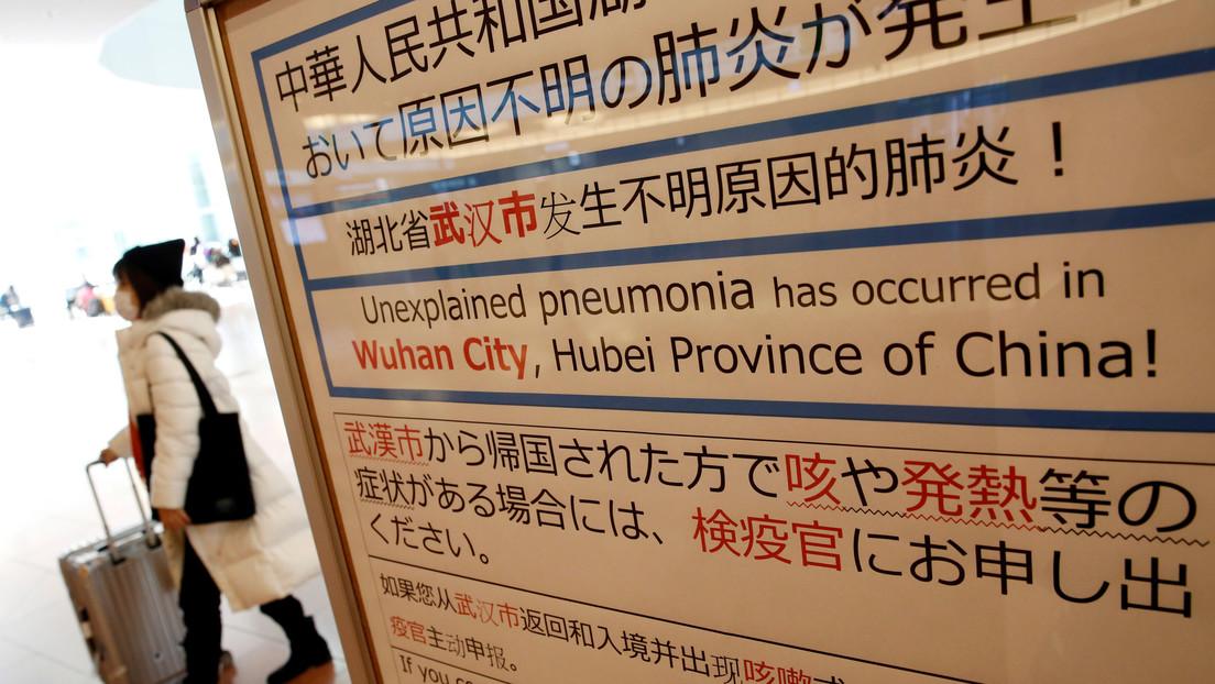 Primeros casos de infección de coronavirus en personas que no visitaron China se registran en Japón y Alemania