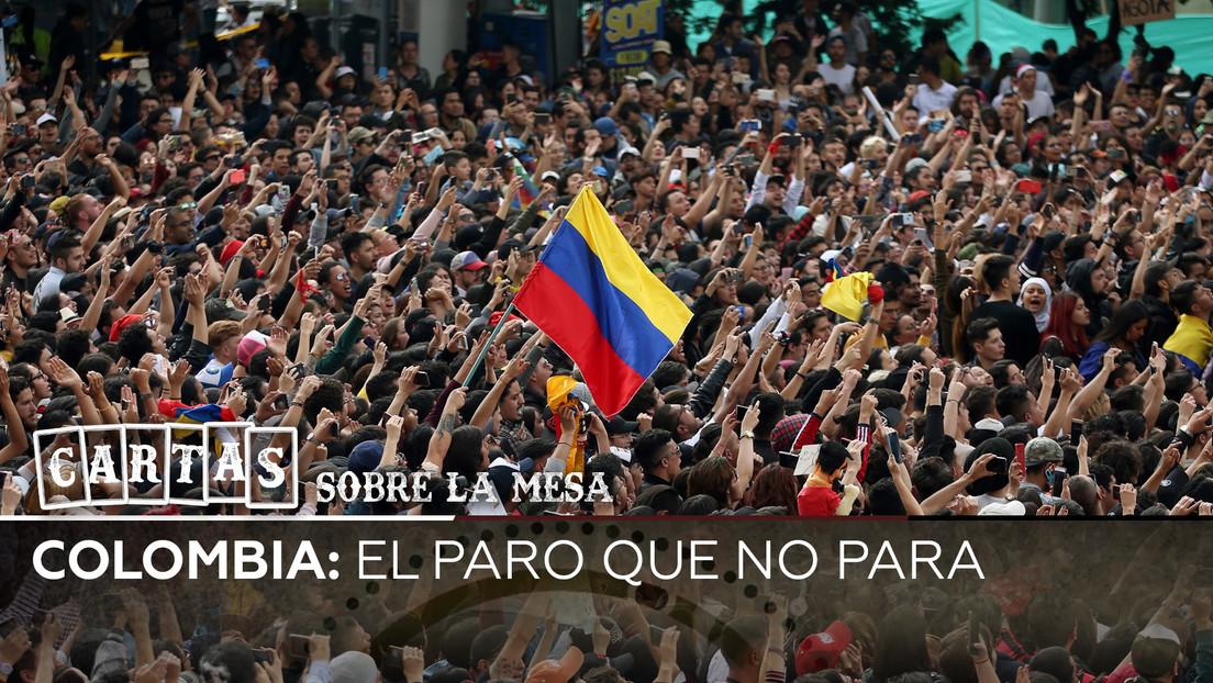 Colombia: el paro que no para
