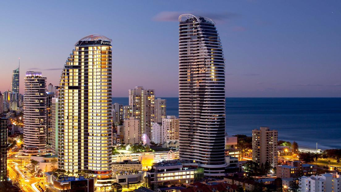 Un posible caso de coronavirus detectado en un lujoso hotel frecuentado por celebridades en Australia