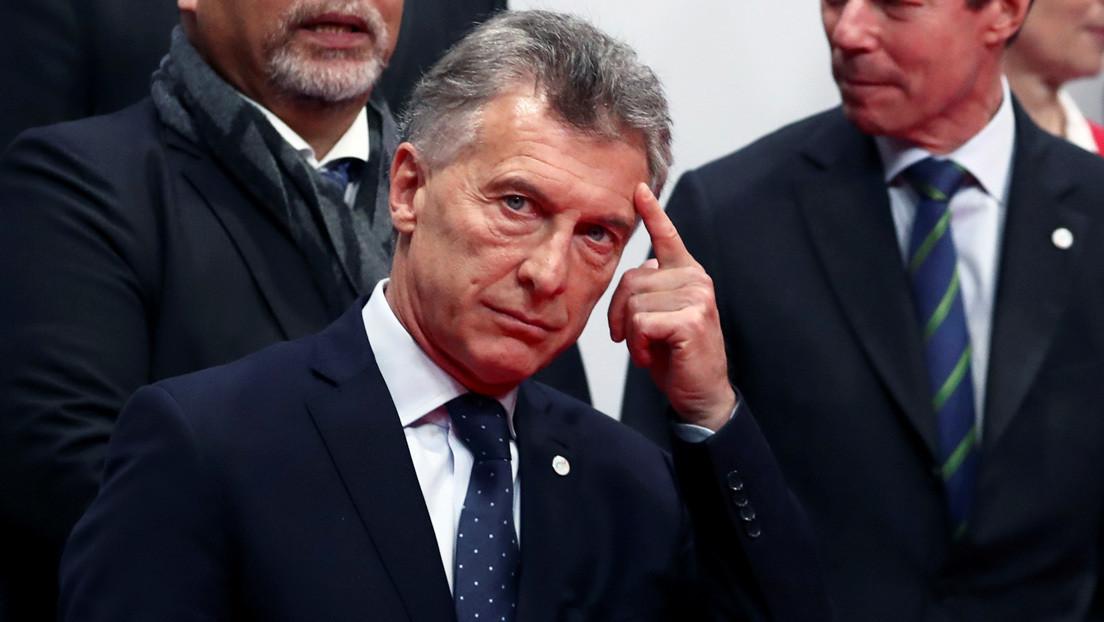 Revelan que Macri entregó bienes del Estado argentino por más de 260 millones de dólares antes de dejar el Gobierno