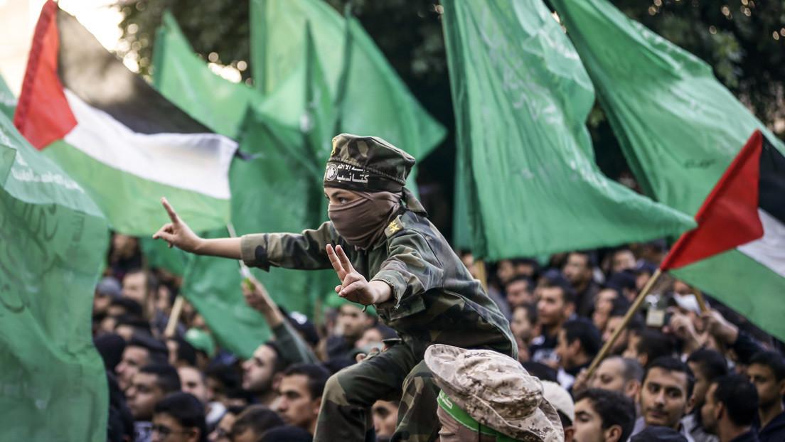 """Hamás tilda de """"agresivo"""" el plan de paz de Trump y de """"absurda"""" la propuesta sobre Jerusalén"""