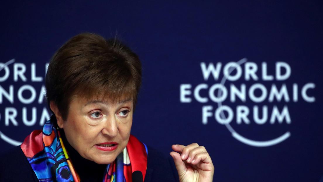 La directora del FMI se reunirá con el ministro de Economía de Argentina el próximo 5 de febrero