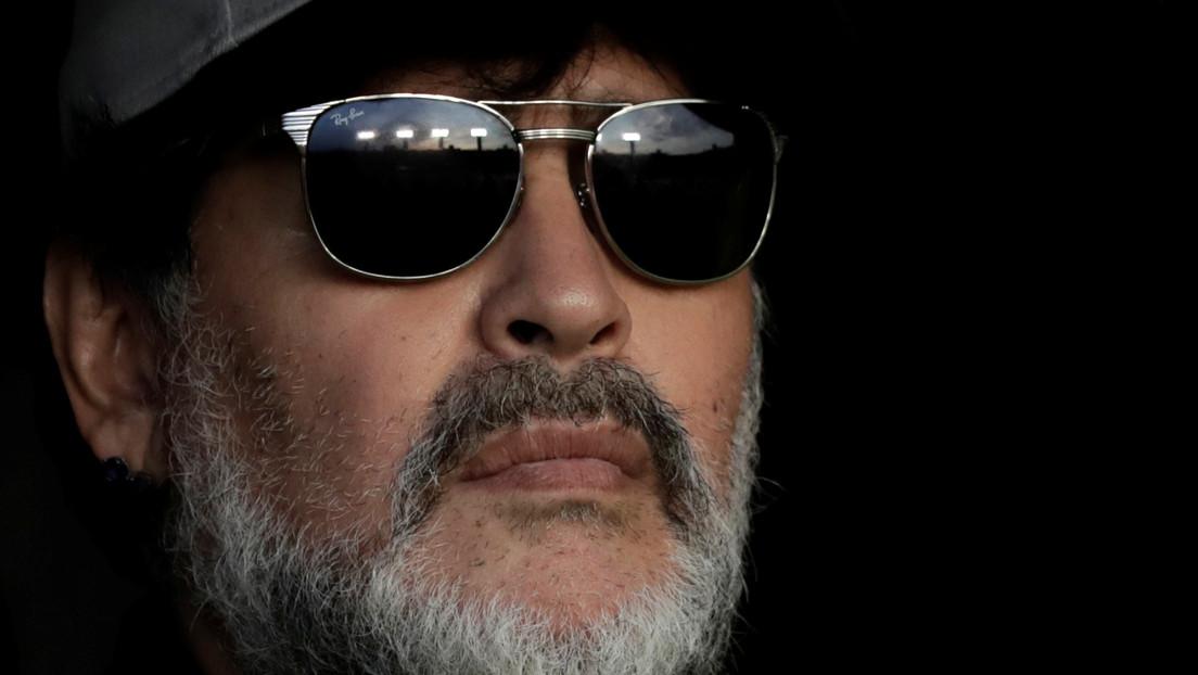 Maradona pide a la FIFA que revea la contratación de Macri en la Fundación