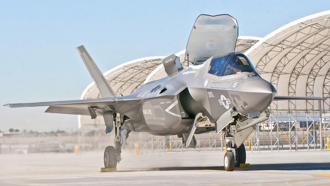 Erdogan: EE.UU. debe entregar a Turquía los cazas F-35 o pagar por ello