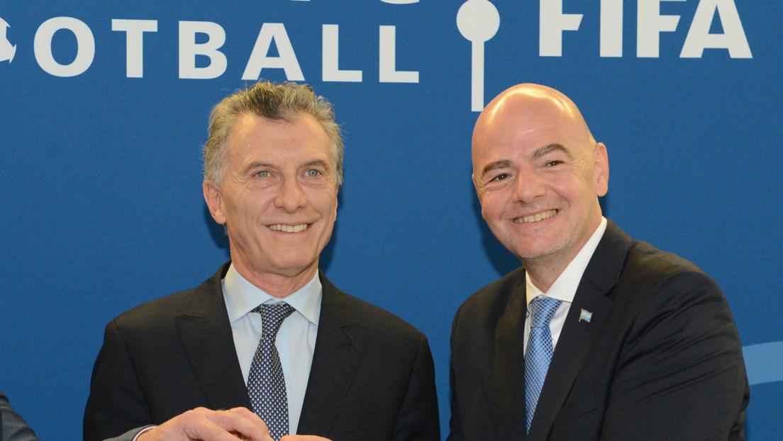 Por qué el nombramiento de Macri en la FIFA provoca el repudio entre los dirigentes del fútbol argentino