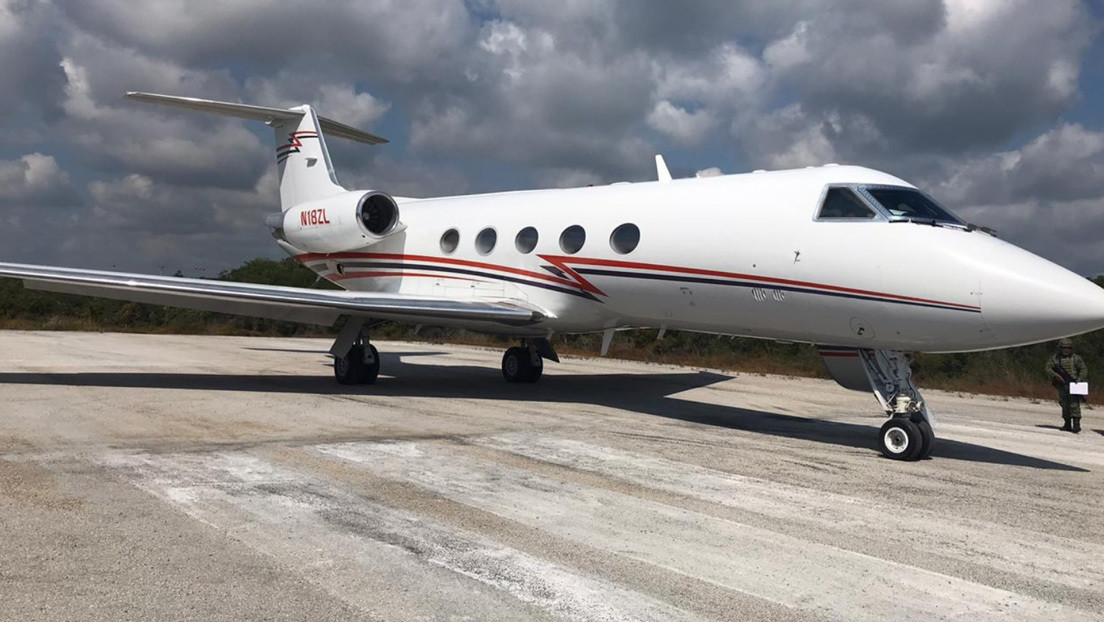 México incauta una tonelada de cocaína, valorada en 12 millones de dólares, en un jet proveniente de Argentina