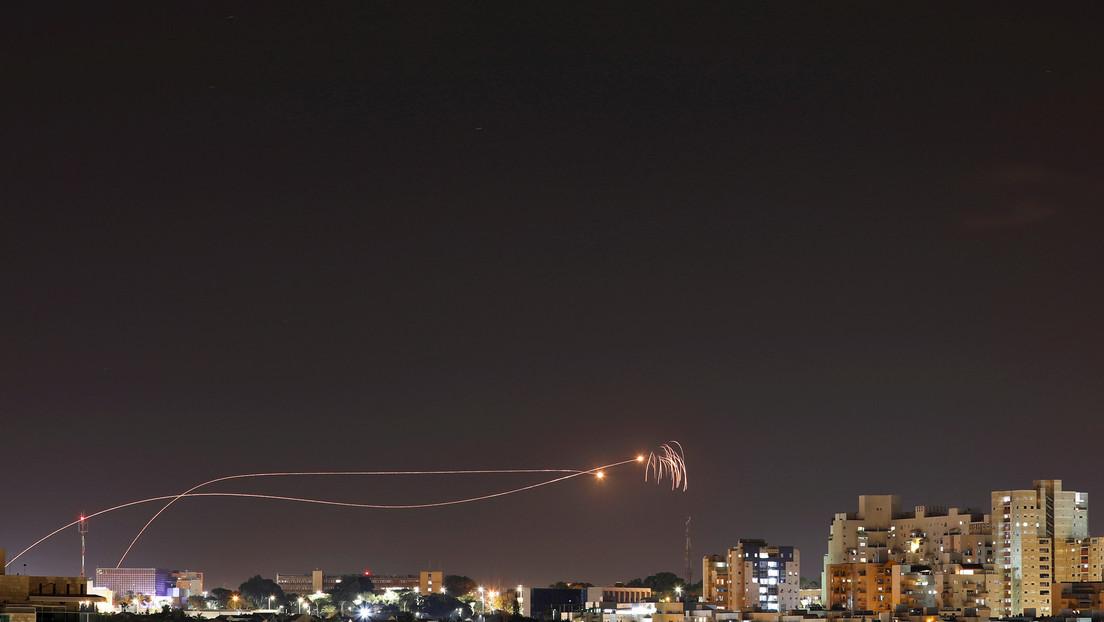 Lanzan un misil desde la Franja de Gaza hacia Israel