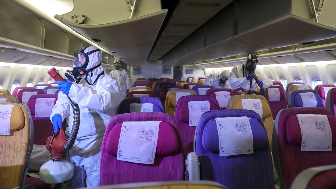 Estas aerolíneas ya cancelaron todos sus vuelos a China por causa del coronavirus