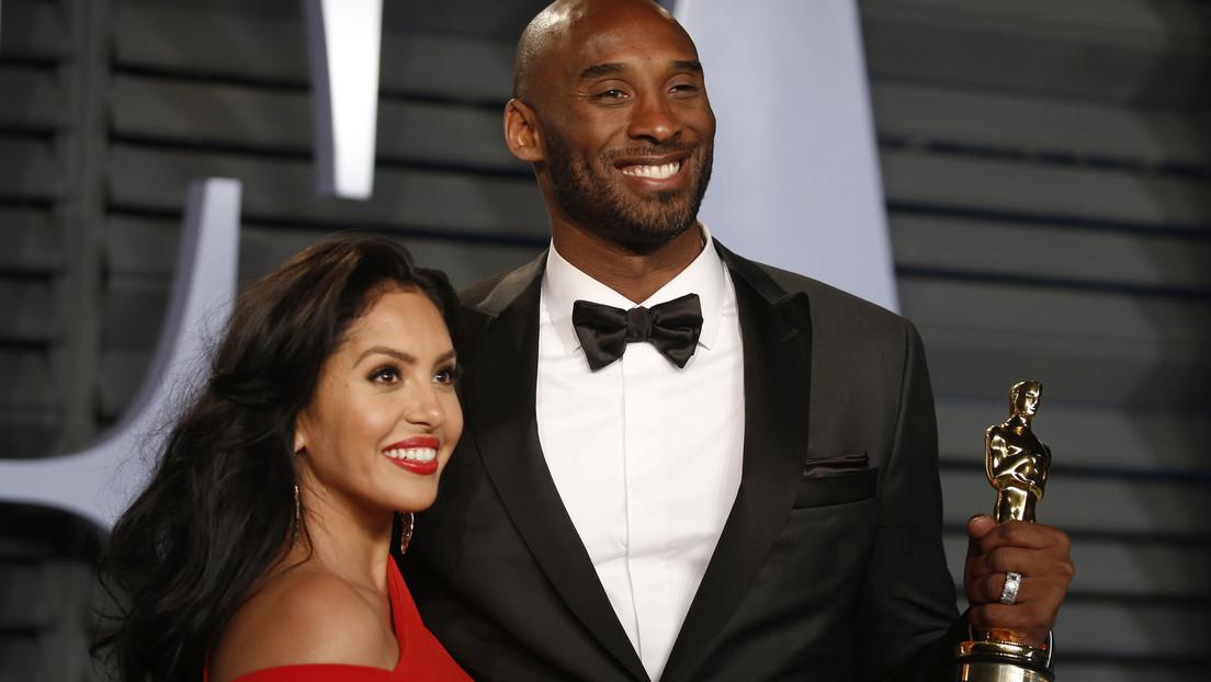 El primer mensaje de la esposa de Kobe Bryant tras el fatídico accidente