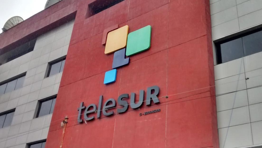 """El Supremo de Venezuela declara nulo el decreto de Guaidó para la """"reorganización y rescate"""" de TeleSUR"""