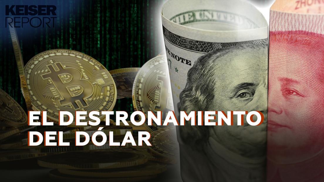 """""""El yuan digital pondrá fin a la hegemonía del dólar"""" y el bitcóin """"se convertirá en una de las monedas de reserva mundial"""""""