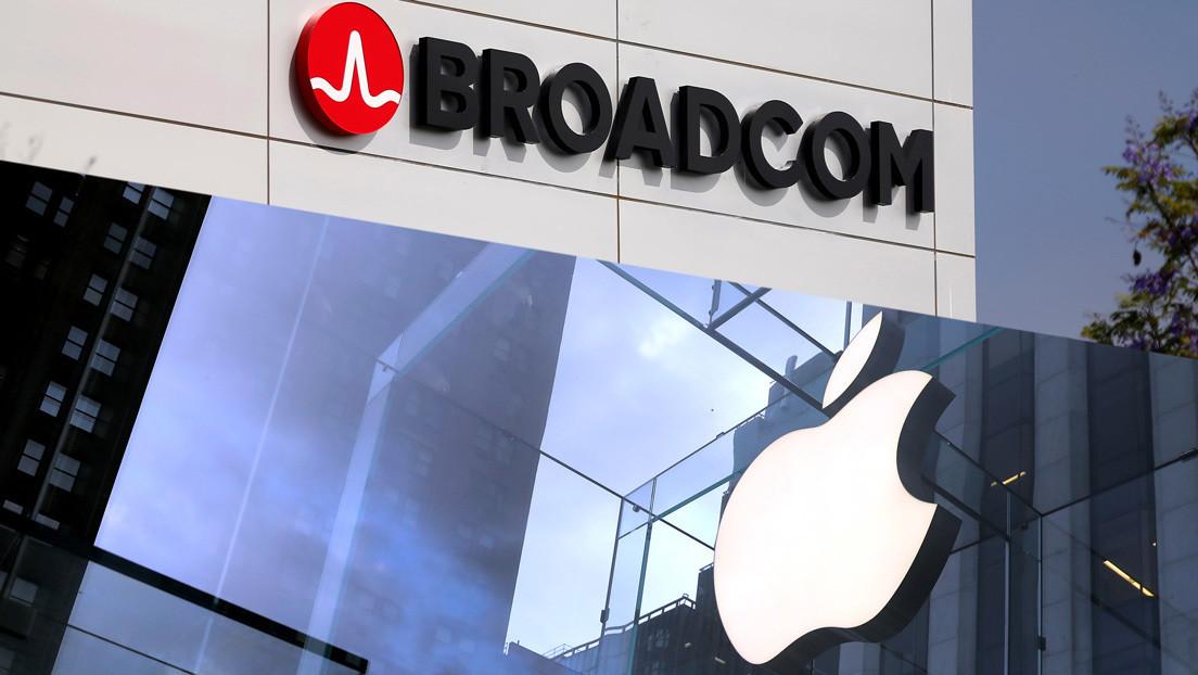 Apple y Broadcom, condenadas a pagar 1.100 millones de dólares por infringir patentes
