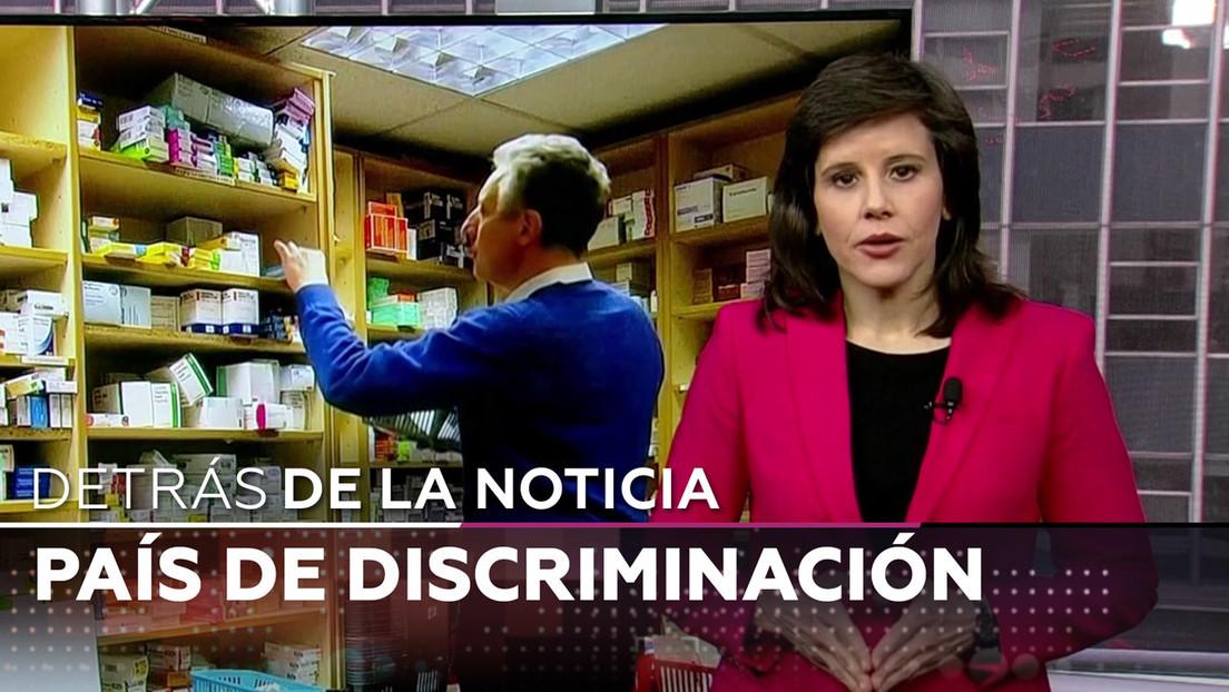 País de discriminación