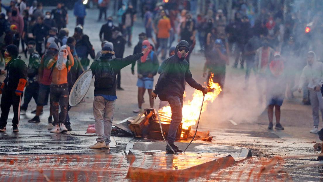 La muerte de un hincha de fútbol en Chile motivó más protestas, otro fallecido y graves incidentes