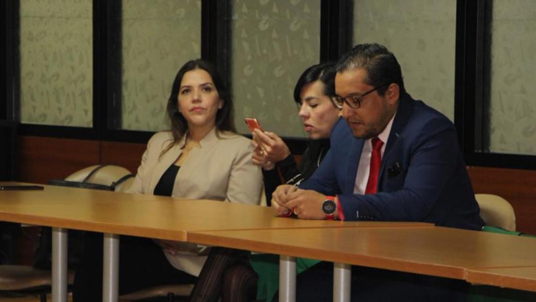 Condenan a un año de prisión a la exvicepresidenta de Ecuador María Alejandra Vicuña