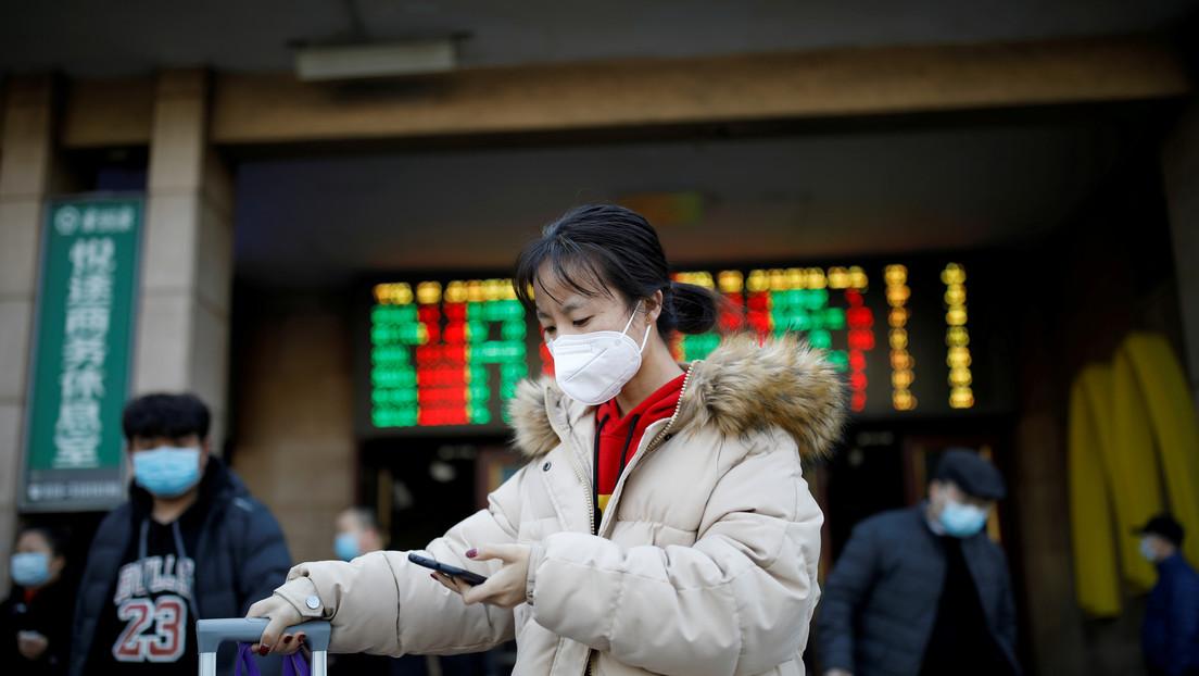 El Departamento de Estado de EE.UU. autoriza a algunos de sus diplomáticos a abandonar China por el brote del coronavirus