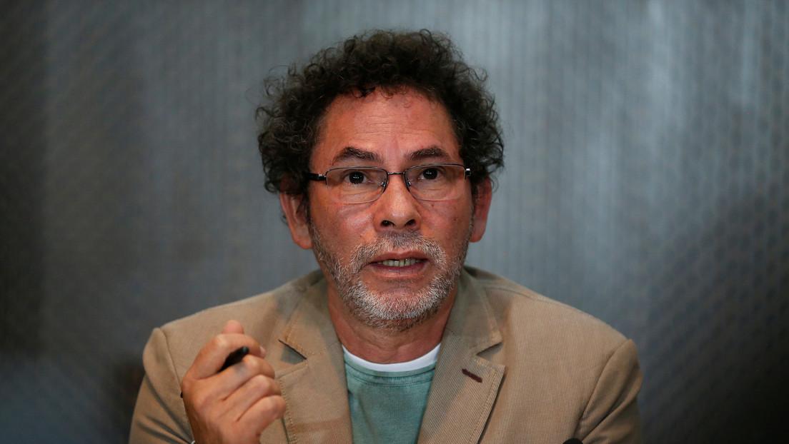 Investigan en Colombia un presunto plan para atentar contra Pastor Alape, exjefe de las FARC