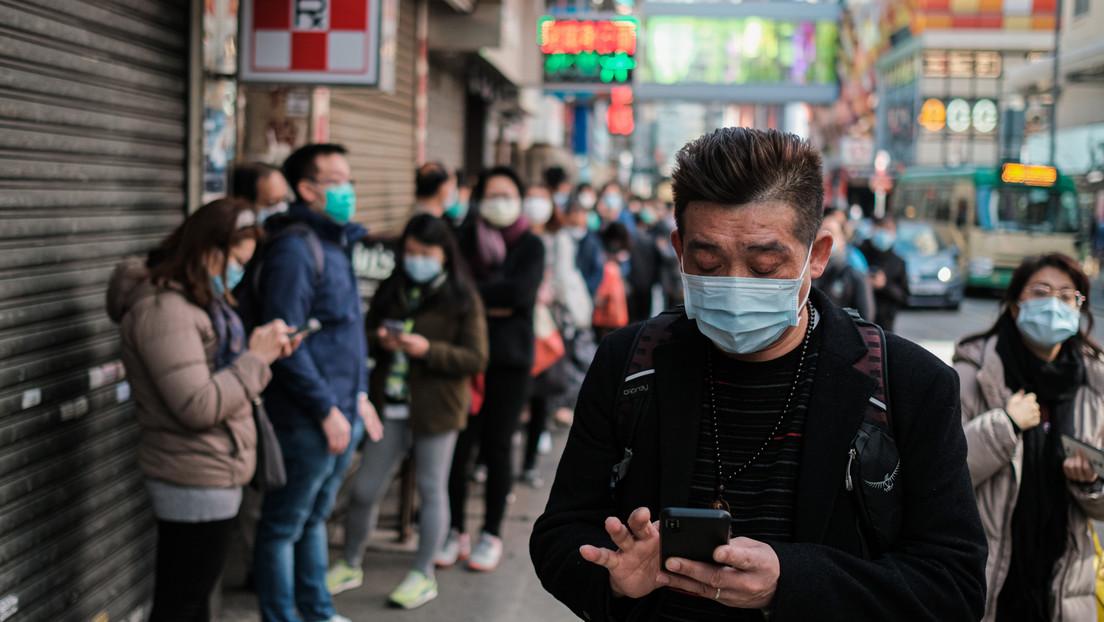 Últimas cifras del coronavirus en China: 213 muertos, casi 10.000 infectados y más de 32.000 posibles portadores