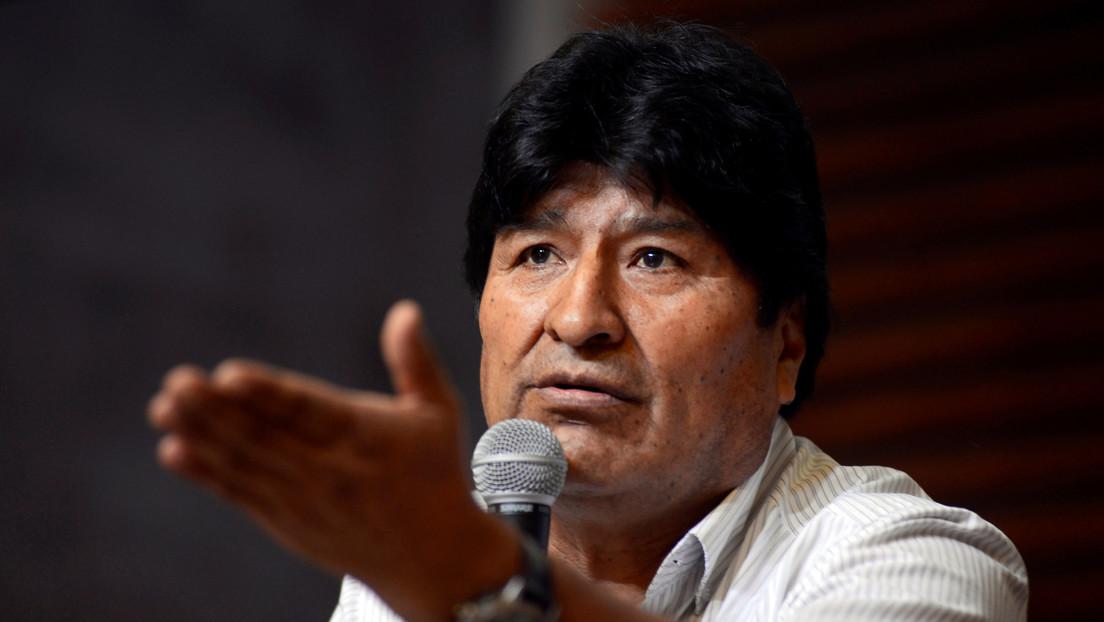 Evo Morales evalúa regresar a Bolivia para postularse como diputado y el gobierno de facto amenaza con detenerlo