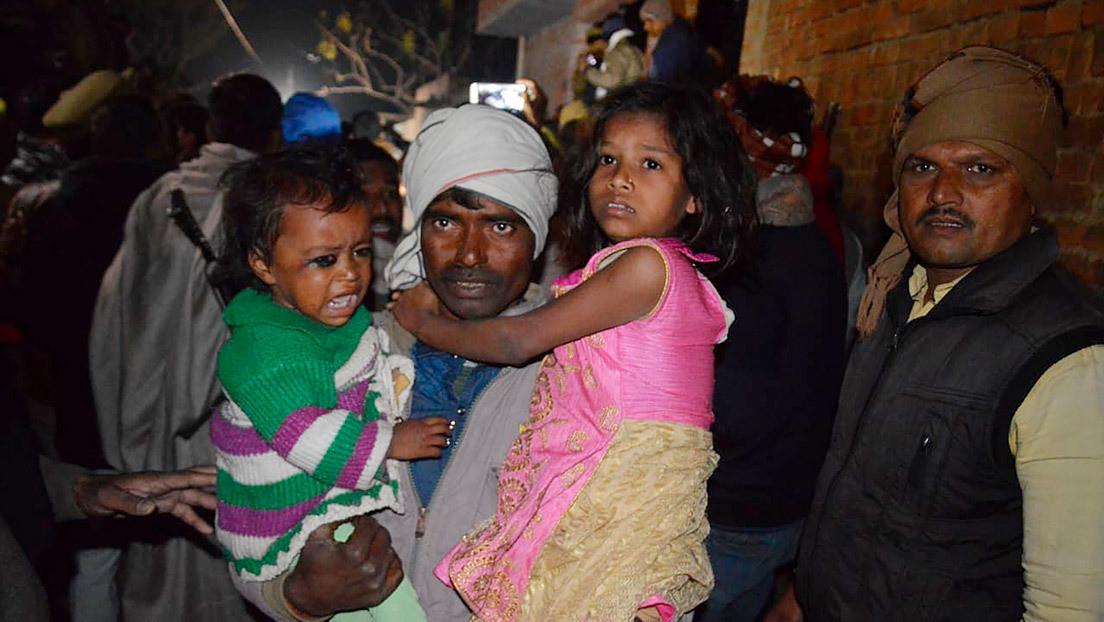 Un hombre invita a 23 niños al cumpleaños de su hija y los toma de rehenes. La Policía le mata y los vecinos apedrean a su esposa
